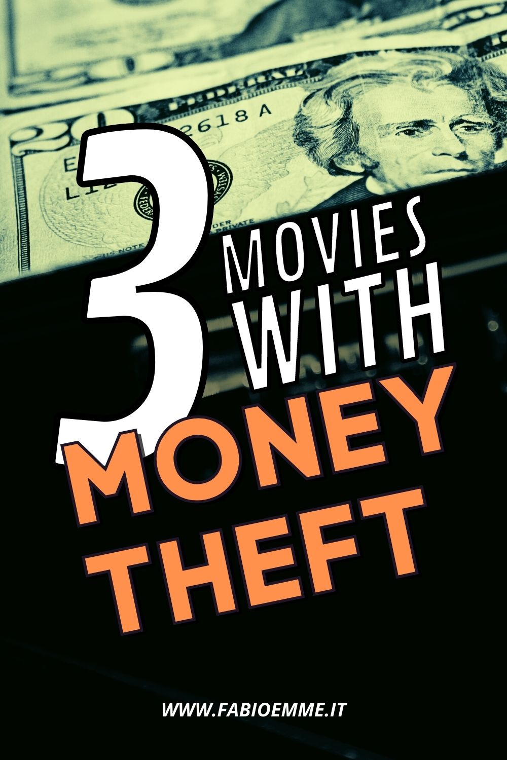 Easy money attracts anyone. But they are never easy. In the end, they always cost everything. 3 Movies with Money you may missed. #MOVIES