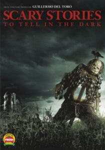 A scary mixture between a common ghost/monster teen horror fantasy and the classic anthology movie into chapters and episodes. #MOVIES