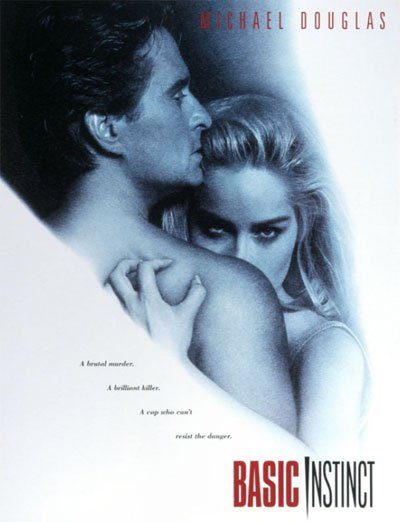 Basic Instinct is one of the sexiest and most famous thrillers of the 90s, an intriguing, elegant, and brutal film full of Alfred Hitchcock style. #MOVIES