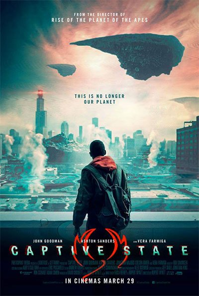Captive State is a commendable example of an Orwellian dictatorship with total control over its citizens. #MOVIES