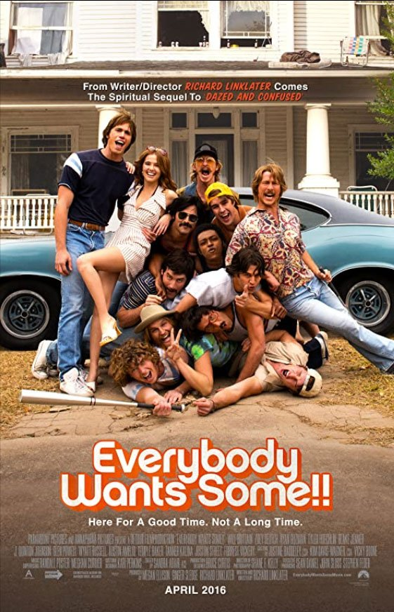 A smart light hearted comedy that only takes place over three long pre-college days. #MOVIES