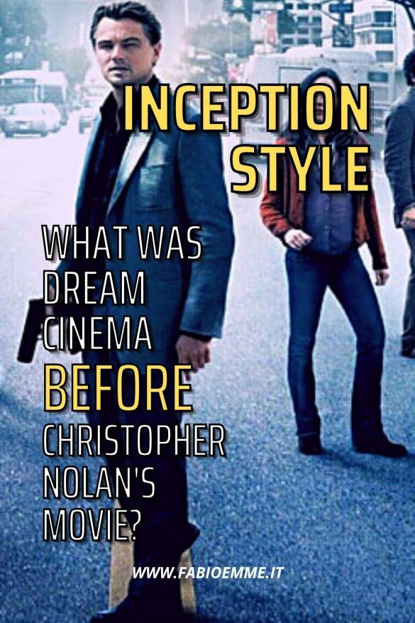 What are the Christopher Nolan's inspirations leading to Inception Style and dividing the audience like few other films in history? #MOVIES