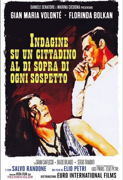 One of the most important chapters in Italian cinema crime story about evil and corruption. #MOVIES