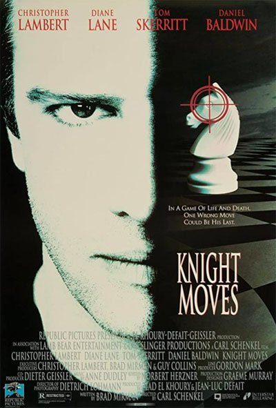 A serial thriller movie where the protagonist and the killer are obsessed with chess like a life's way and a extreme survival fight. #MOVIES