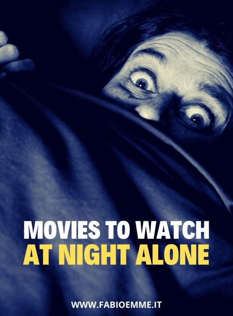 You are at night alone, and you're looking for some good scary movies to watch until the dawn? Let's watch three horror movies #MOVIES