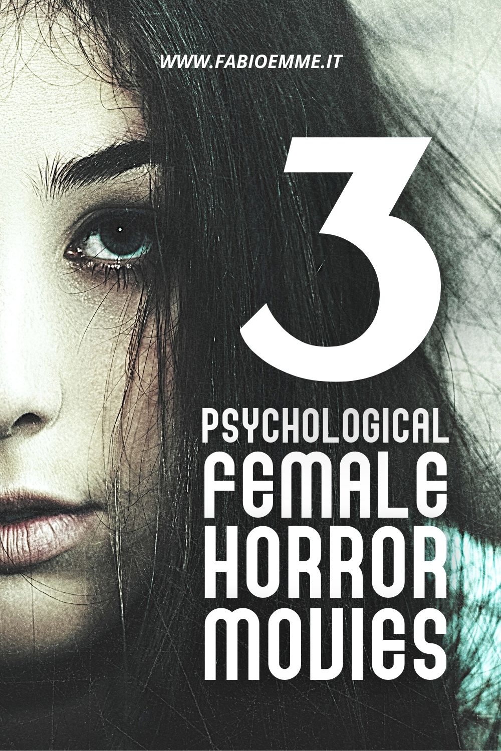 They are not only poor female victims in the horror movies. They can be pure horror themselves. But how far female psychology can go? #MOVIES