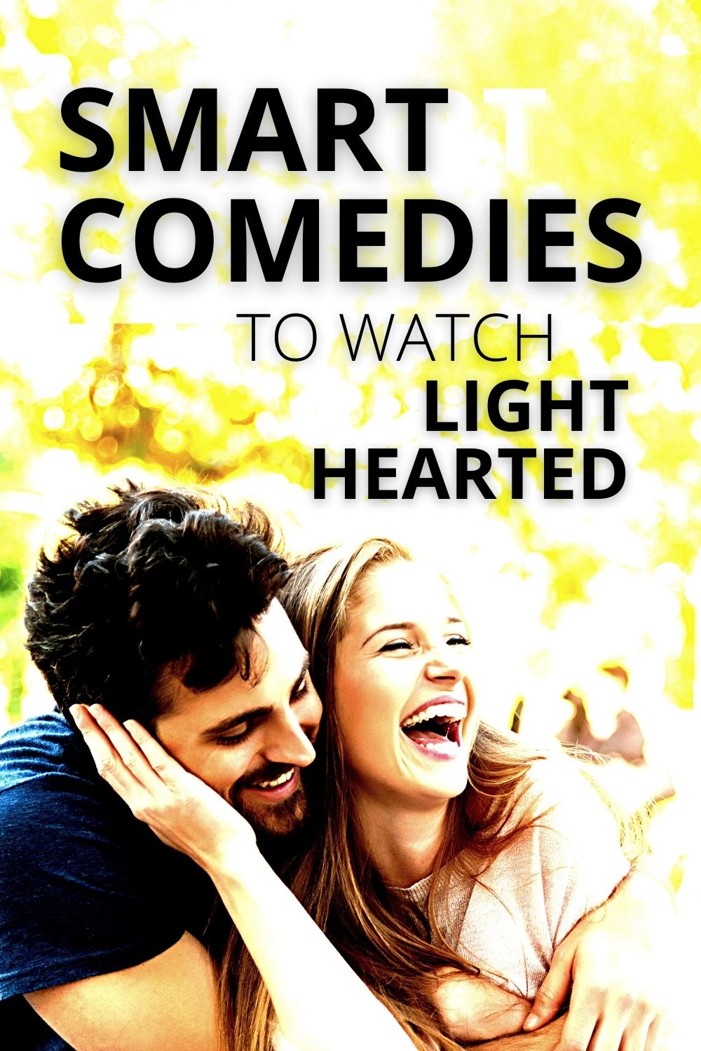 When life hit us hard, we all look some smart light hearted comedies to lift us up. So let's see some good movies and smile together. #MOVIES