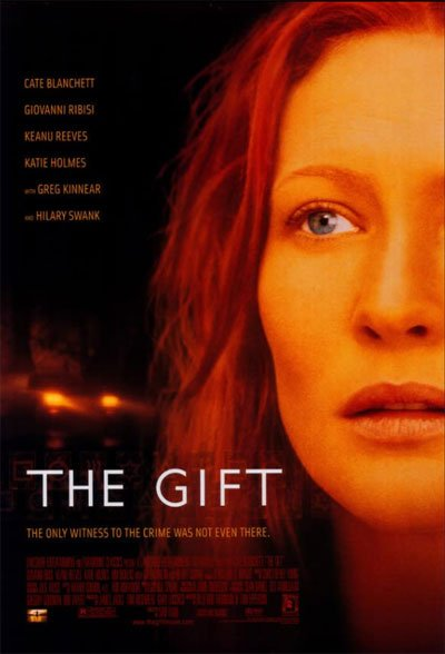 The Gift is an exciting fantasy thriller with a woman alone against everyone into a wonderfully magical atmosphere that always hovers on the whole story. #MOVIES