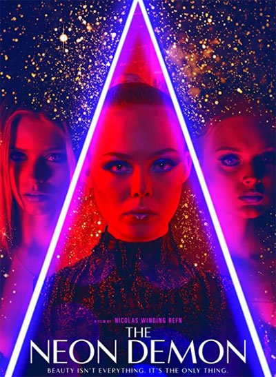 Nicolas Winding Refn mix with inestimable talent the vintage style with modern lights and music in his magical cinematic cauldron. #MOVIES