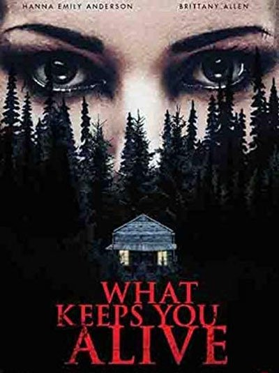 An excellent survival horror movie between two female partners in a relationship built on lies. #MOVIES