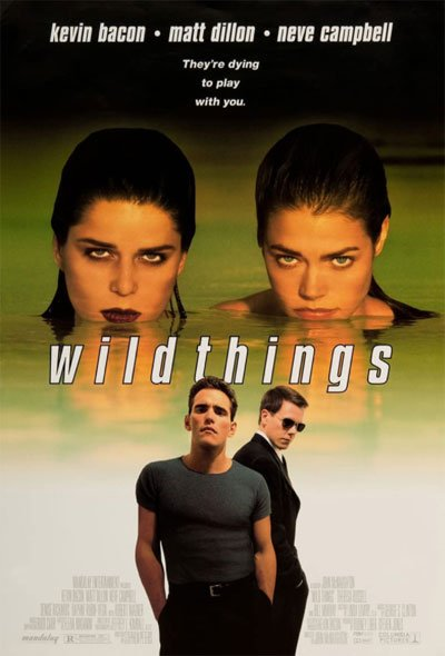 Wild Things is a sexy mean comedy where two girls crumble the rich and educated community's apparent happiness. #MOVIES