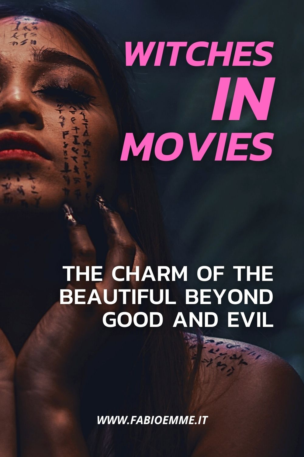 Fascinating and full of power, the witches in the movies have always posed as ambiguously irresistible characters in the film scene. #MOVIES