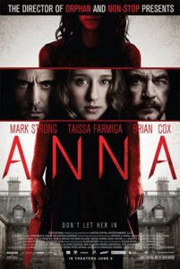 Anna is an Inception Style film with a Christopher Nolan's like mystery with a telepath detective investigation. #MOVIES