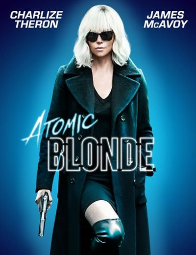 Atomic Blonde is a wonderful action show and its aesthetic like a style guide to fashions, music, and politics at the end of the 80s. #MOVIES