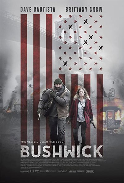 It was an ordinary day in Bushwick neighborhood, when suddenly soldiers appear everywhere, starting to kill civilians for seemingly no reason. #MOVIES