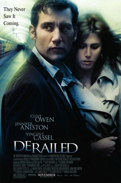 Derailed is a family drama that intriguingly combines romance with the crime genre. #MOVIES