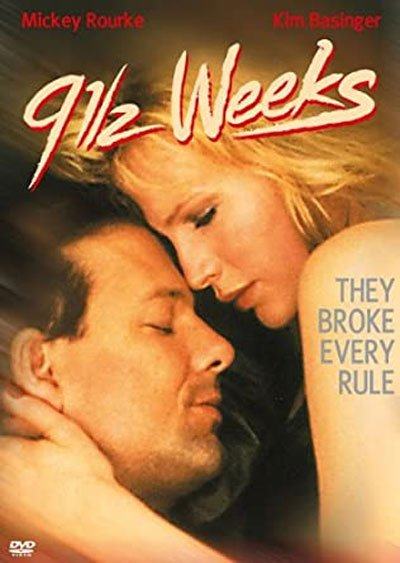 Absolute generational sex cult with a Kim Basinger's striptease now in the cinema history. #MOVIES