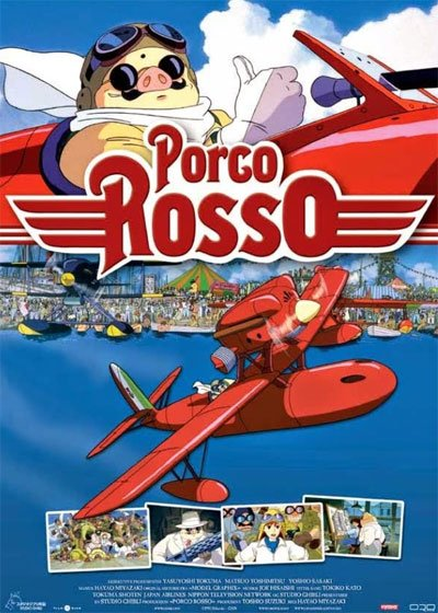 Porco Rosso is also a biting satire against fascism.