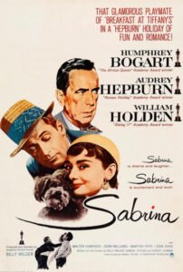 Sabrina is a timeless frame of rare beauty and elegance, a romantic comedy about love winning over the poor and the rich differences. #MOVIES