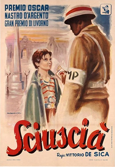 One of the greatest examples of Italian neorealism cinema after World War II. #MOVIES