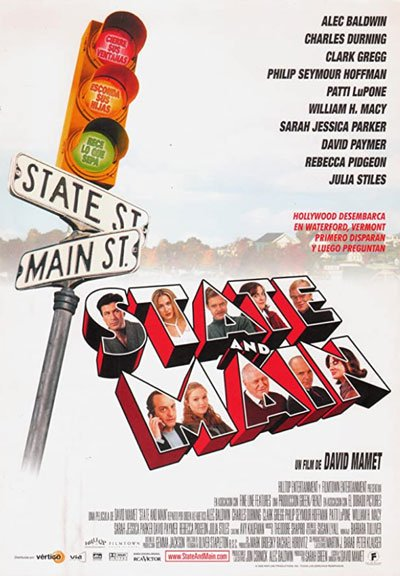 An intelligent and evil comedy about the Hollywood film industry. #MOVIES