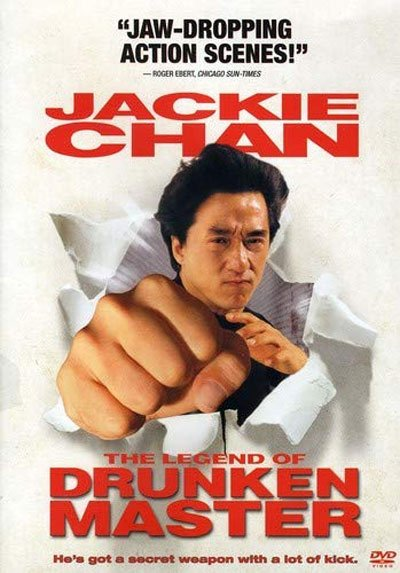 A movie that launched Jackie Chan's career, imposing his unique mix of theatrical comedy and fighting stunt skills. #MOVIES