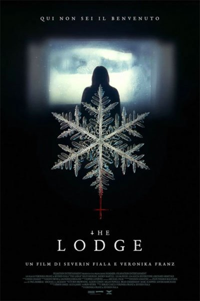 A mysterious disturbingly and unexpectedly family story alone in a Lodge with present and palpable fear. #MOVIES
