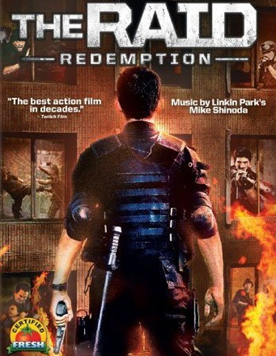 One of the best third-millennium fighting movies for an hour and a half of no-holds-barred frantic combat. #MOVIES
