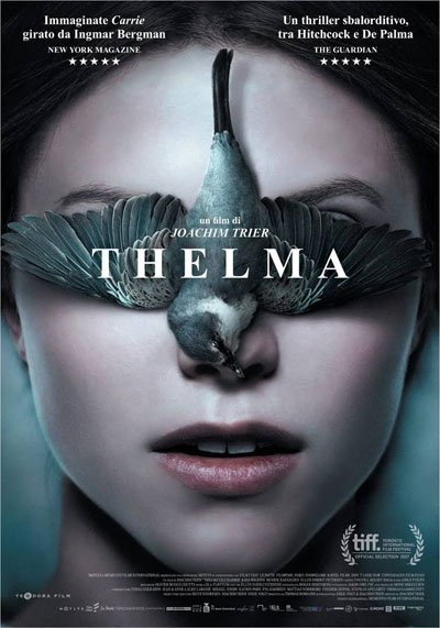 An almost perfect fantasy horror movie on a lonely female teenager, unable to handle a power greater than her understanding. #MOVIES