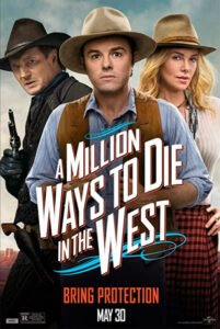 This comedy is a hilarious and demented parody of the western genre, however, with credible protagonists and intelligent and fascinating dialogues. #MOVIES