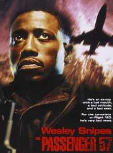 A classic 90's action packed with fighting, chases, and over the top dialogue for characters who are stereotyped in a fun way. #MOVIES