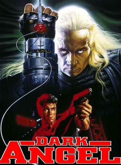 Dark Angel is an imaginative mix of Sci-Fi and Action / Crime with two buddies against a Vintage Alien from the 90s. #MOVIES