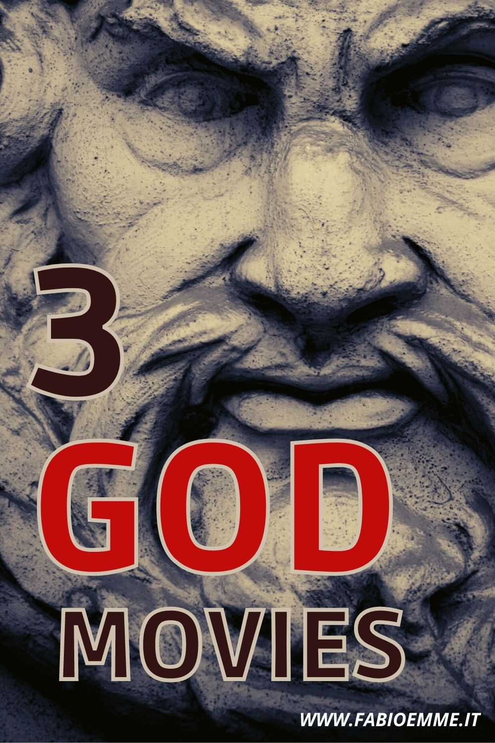 Being made in our gods' image and likeness, we always love to look for stories about them. 3 God Movies that you may have missed. #MOVIES