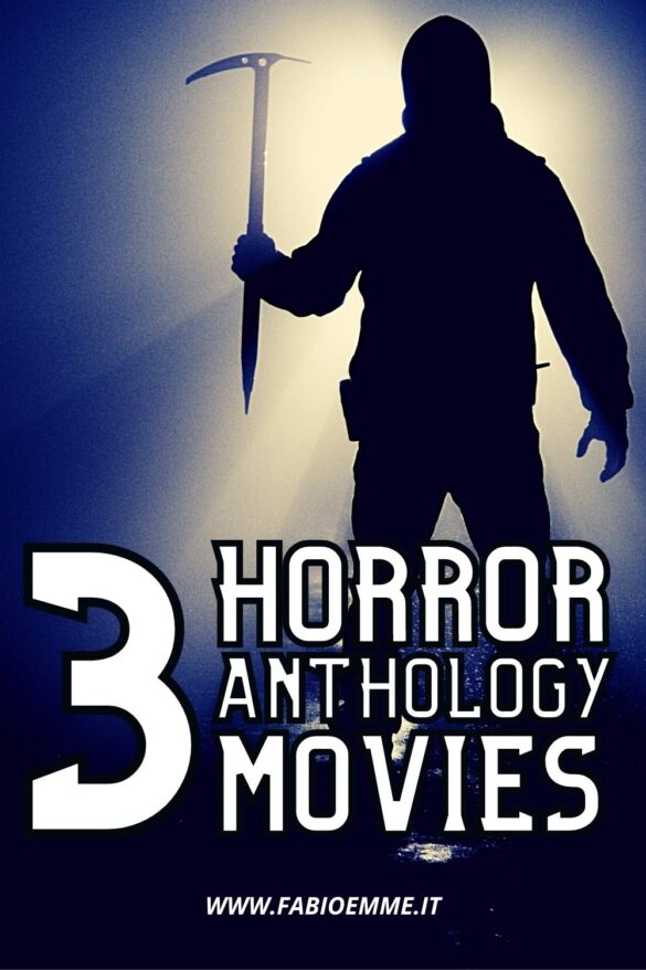Sometimes just one horror movie isn't enough. Why not watch three at once? 3 Horror Anthology Movies you may have missed. #MOVIES