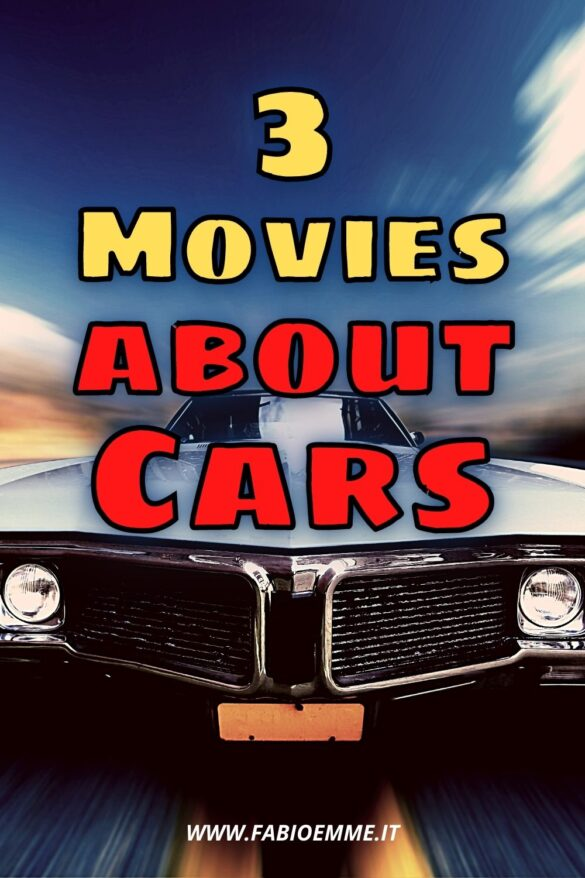 3 Movies about Cars