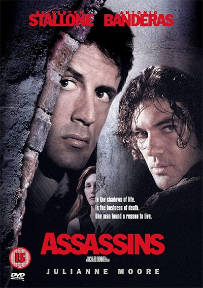 A fancy and breathtaking 90s action movie with two assassins at war without saving bullets, in a deadly duel against each other. #MOVIES