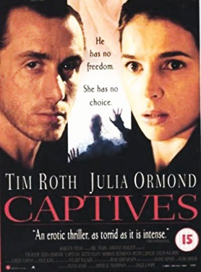 An exciting crime romance in a prison environment, with two amazing protagonists and striking the heart with intelligence and love. #MOVIES
