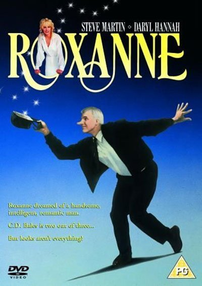 Roxanne is a lovely romance comedy movie with the shy protagonist hiding his feelings from his beloved. #MOVIES