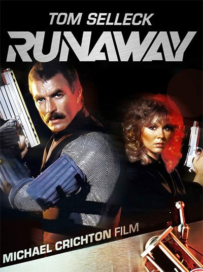 A fascinating sci-fi crime movie, full of ideas that were ahead of the times. Indeed, also an entertaining classic killer's hunt. #MOVIES