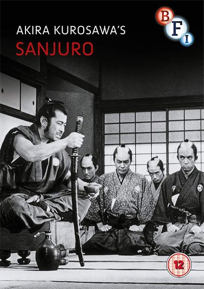 A Samurai movie directed by the immortal genius of Akira Kurosawa, one of the undisputed masters of cinematographic art. #MOVIES