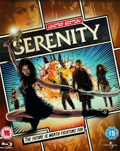 Movie that end the Firefly tv series