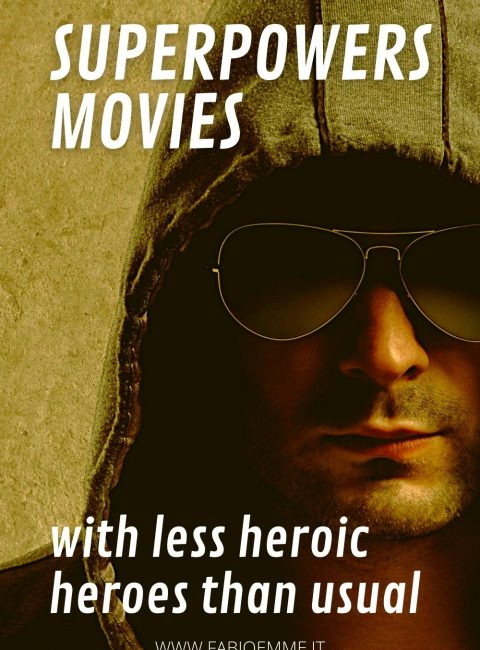 Not always in movies with superpowers, they are heroes engaging heroic world rescue. Let's watch something a little more ingenious #MOVIES