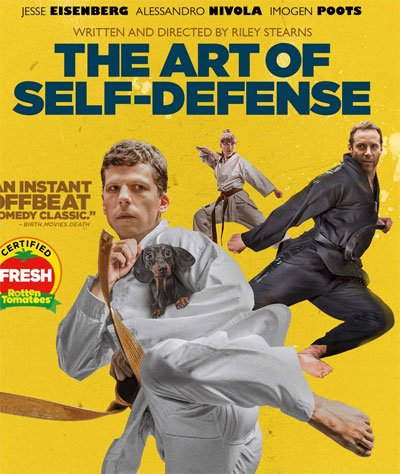 An intelligent and convincing martial arts and black comedy, told in a strangely and original serious way.