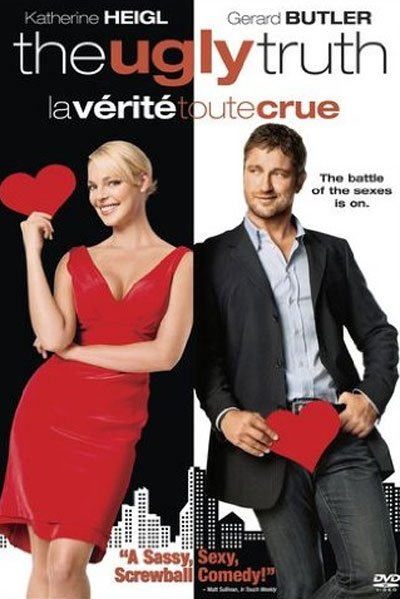 The Ugly Truth is a man-vs-woman romance comedy flowing soft between jokes and good feelings, a movie good for everyone.