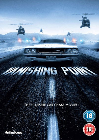 Absolute cult with awesome car scenes along with the wonderful views of the great and infinite roads of the United States. #MOVIES