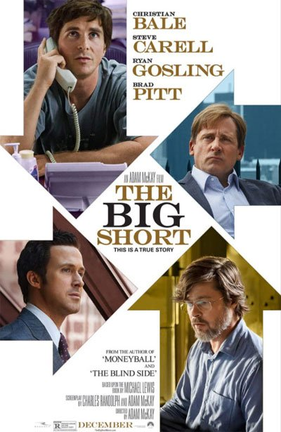A funny, intelligent movie explaining the complicated vocabulary of finance in simple and concise terms.