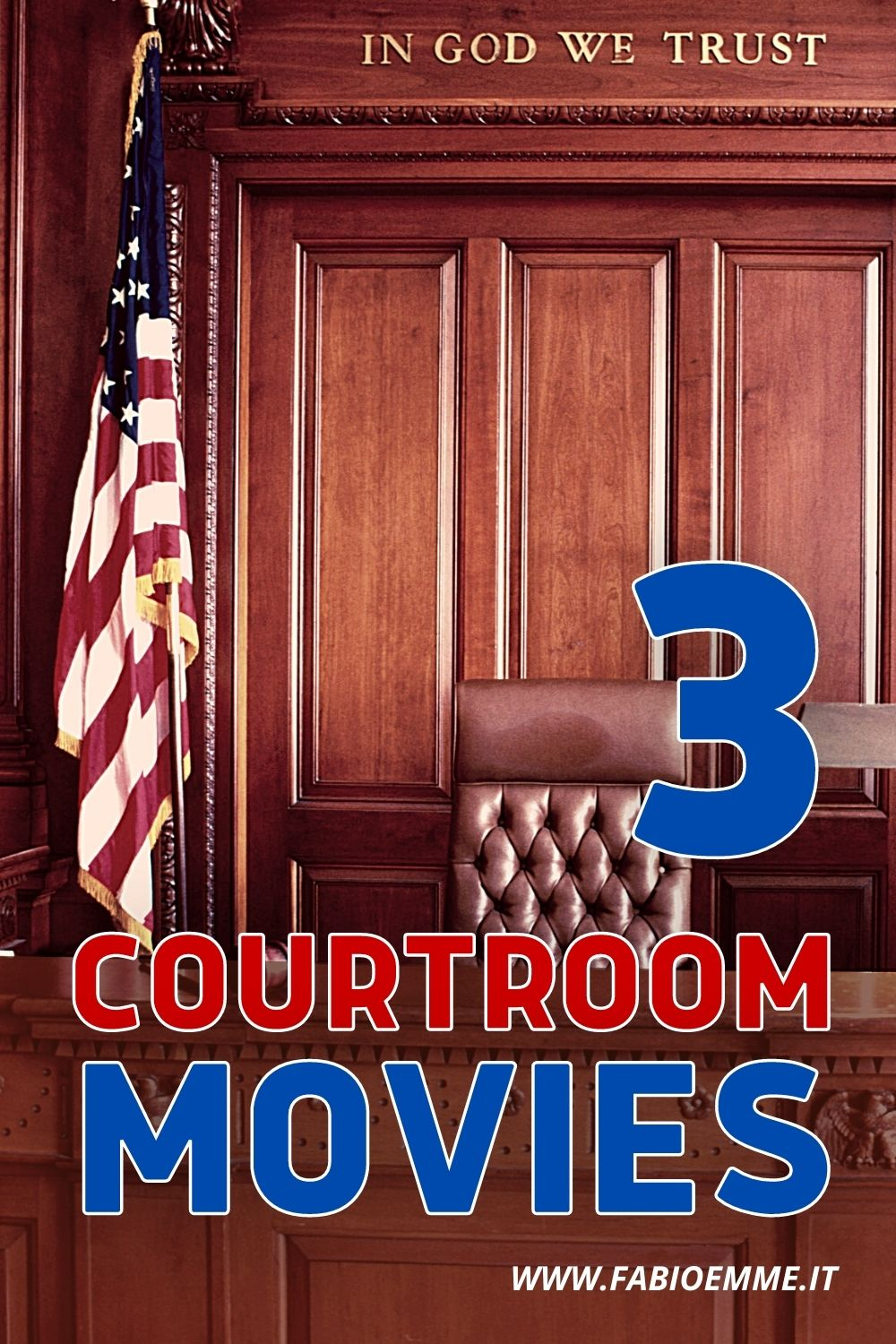 In real life, we ​​hope never end up in a Courtroom, but not sitting comfortably watching 3 Courtroom Movies you may have missed. #MOVIES