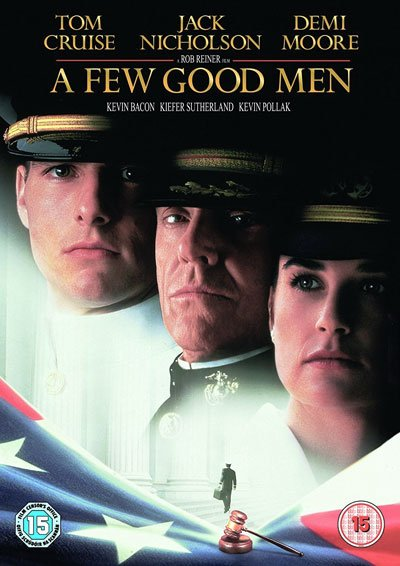 An intelligent and engaging courtroom movie on the dynamics of an extremely rigorous military environment. #MOVIES