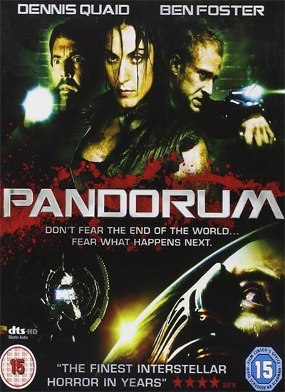 A claustrophobic and hallucinating space journey where everything could go wrong ended up going even worse than expected. #MOVIES