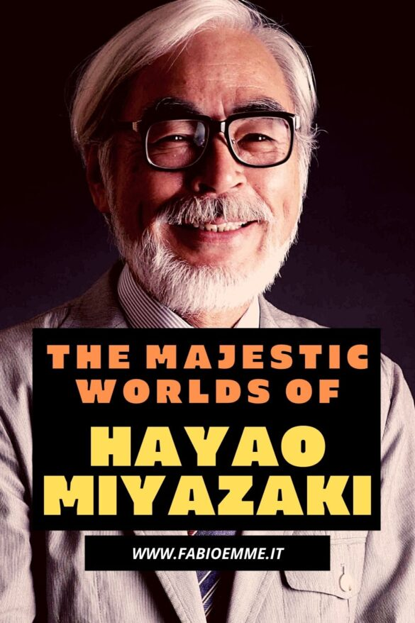A path along with the majestic worlds of Hayao Miyazaki, one of the best (if not the best) animation creators in cinema's history. #MOVIES